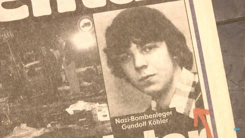 Identita pachatele byla známa, protože při atentátu sám zahynul