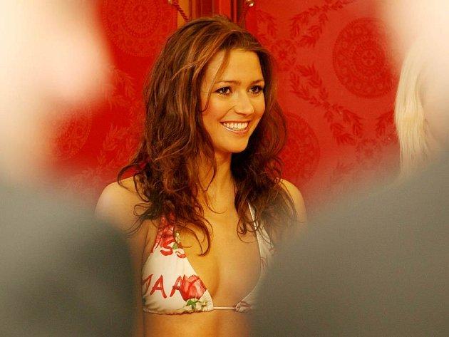 Stále usměvavá Eva Čerešňáková.