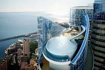 Nejdražší bydlení světa, Odeon Tower v Monaku