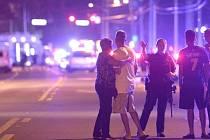V nočním klubu na Floridě se střílelo.