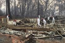 Záchranáři pátrají po pohřešovaných osobách