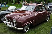 Saab 92 byl starovacím typem švédské automobilky.