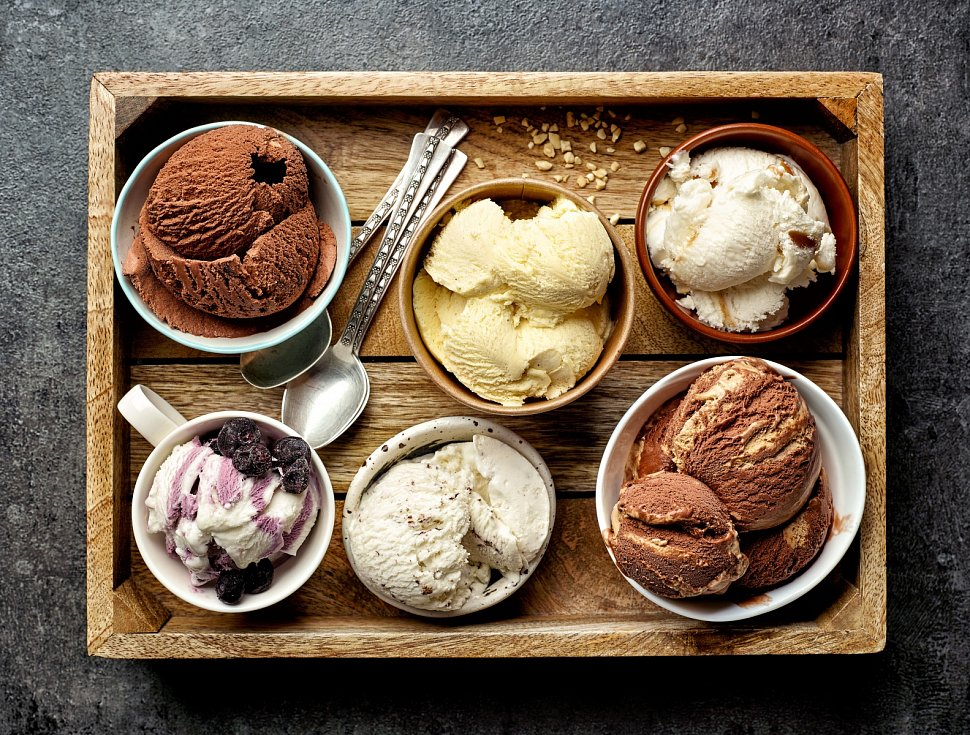 Které potraviny budou povinně české? Například zmrzlina