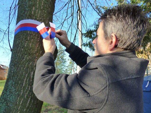 Stromy připomínající vznik Československé republiky lze najít na mnoha místech České republiky. Ilustrační foto.