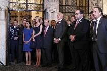 Spojené státy zaútočily na Sýrii. Americký tým prezidenta poslouchá jeho rozhodnutí