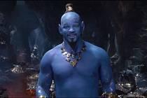 Domácí žebříček kin momentálně vede Aladin