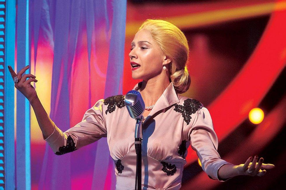 Eva Burešová zazářila v loňském ročníku show Tvoje tvář má známý hlas, kde se převtělila i v Madonnu.