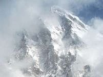 Zasněžené Himaláje.