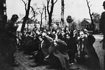 Zatýkání nizozemských Židů v únoru 1941