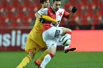 Slávistický záložník Damien Boudjemaa by mohl nastoupit už v pátečním utkání se Znojmem.
