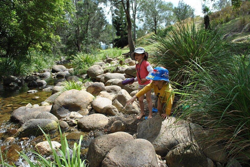 Pro městské děti je pobyt a stanování v přírodě netradičním zážitkem, ze kterého se budou těšit ještě několik týdnů.