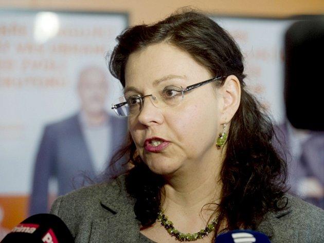 Oficiální kandidátkou na novou ministryni práce a sociálních věcí se stane Michaela Marksová-Tominová.