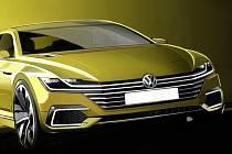 Volkswagen Sport Coupé Concept GTE.