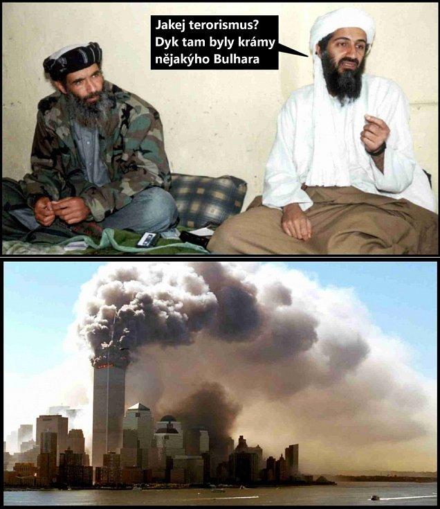"""Útok na WTC coby """"útok na zboží"""""""