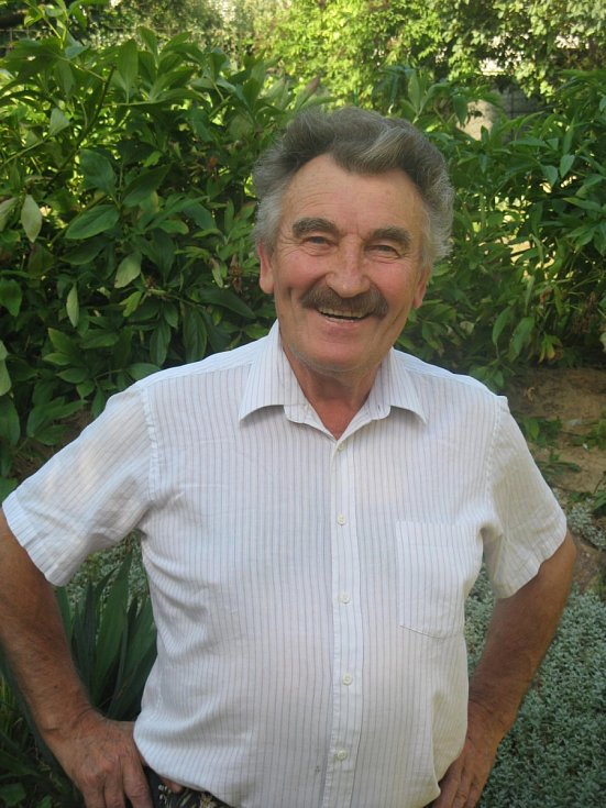 František Kolečkář v roce 2008