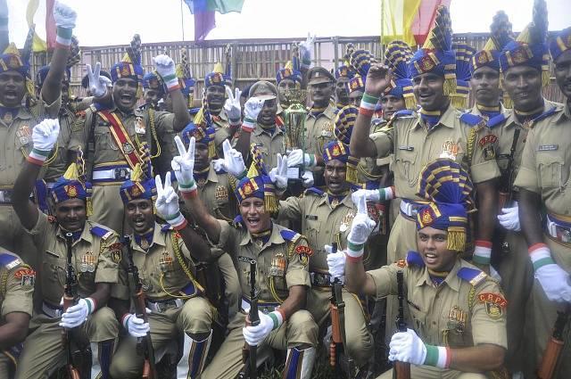 Oslavy nezávislosti Indie