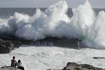 Tajfun Jebi zasáhl Japonsko