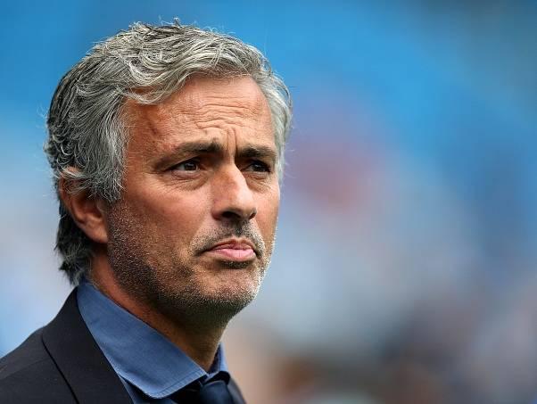 Manchester City - Chelsea: José Mourinho
