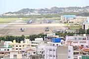 Letecká základna amerického námořnictva Futenma, Okinawa, Japonsko