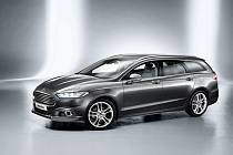 Nový Ford Mondeo