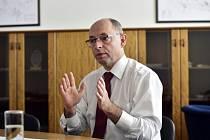 Bývalý předseda rady Energetického regulačního úřadu (ERÚ) Vladimír Outrata