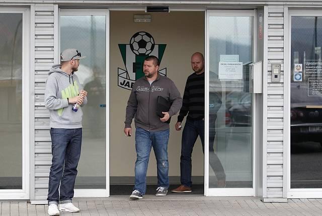 Policie zasahuje v sídle FC Jablonec nad Nisou