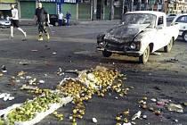 Islámský stát zaútočil na syrské město Suvajda
