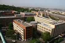 Areál Vysoké školy ekonomické v Praze