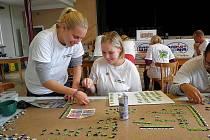 Stavět puzzle není jen tak. Ilustrační foto