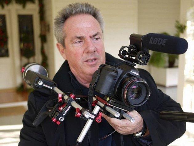 Úspěšný producent hollywoodských filmů, dlouholetý spolupracovník slavného George Lucase Rick McCallum předsedá porotě na plzeňském festivalu Finále.
