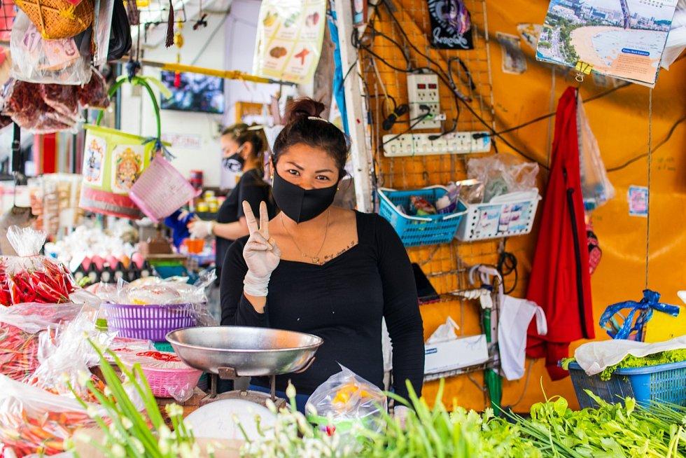 Thajsko v době covidu