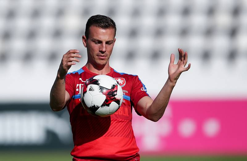 Hvězda reprezentace Vladimír Darida