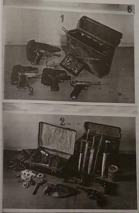 Zbraně Kosíka a Cibulky.