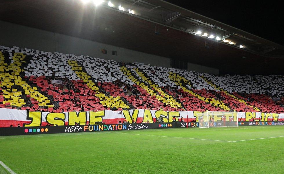 Stadion s největší diváckou kapacitou v Česku se nachází v Praze - jde o arénu fotbalové Slavie