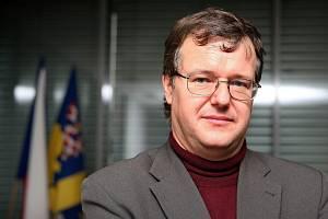 Ekonom Petr Zahradník.