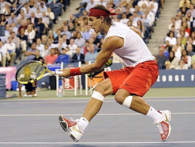 Světová jedinička Rafael Nadal