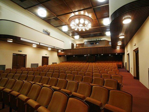 Po dvou letech nákladné rekonstrukce byla v Písku dokončena rekonstrukce divadla Fráni Šrámka.