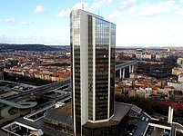 Budovu pro luxusní hotel na Moravě hledá i řetězec Coritnhia Towers