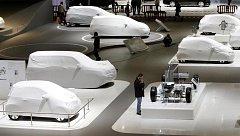 Autosalon Ženeva 2009 otvírá své brány