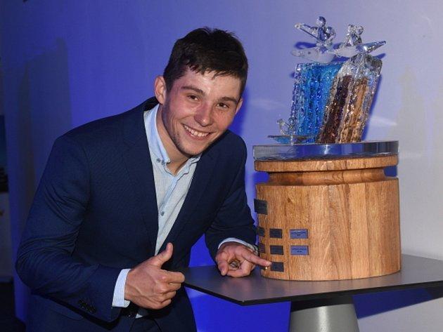 Bronzový olympijský medailista z Ria Jiří Prskavec opět vyhrál anketu Kanoista roku.