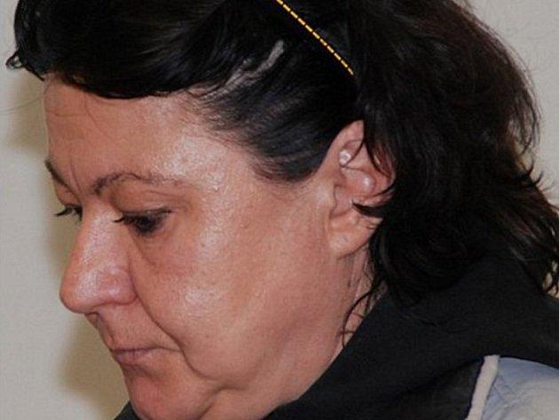 Dana Doležalová.