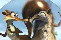 I třetí díl filmové animované série Doba ledová se mimořádně povedl.