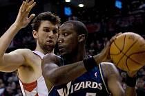 Andray Blatch z Wizards se pohádal s koučem.