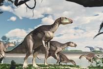 V Austrálii objevili nový druh býložravého dinosaura. Dostal jméno Fostoria dhimbangunmal