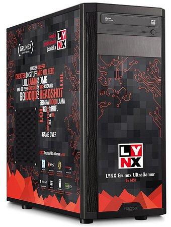 Herní počítač Lynx Grunex ExtremeGamer.