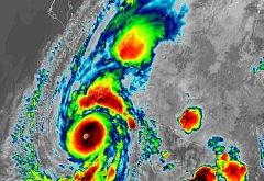 Na Mexiko se řítí hurikán Willa.
