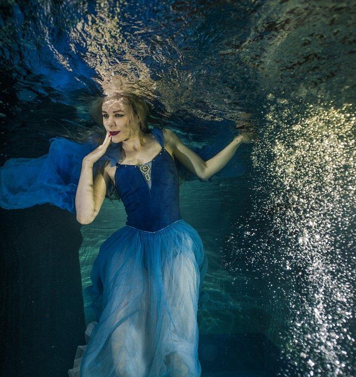 Jana Fabiánová v muzikálu Alice, Alenka a voda živá