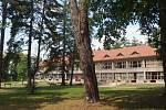 Hamzův park a arboretum v Košumberku