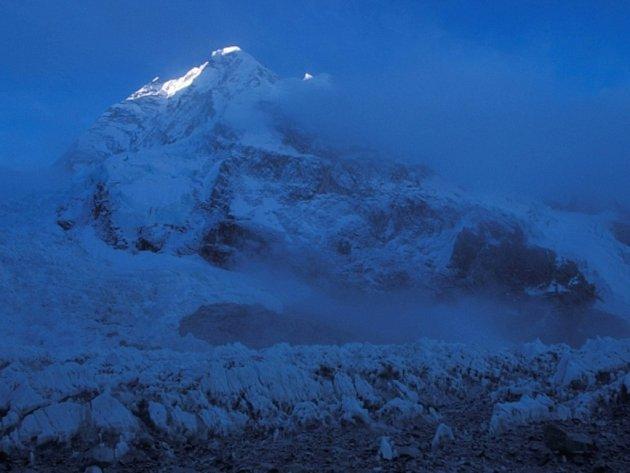 Mount Everest. Ilustrační foto.
