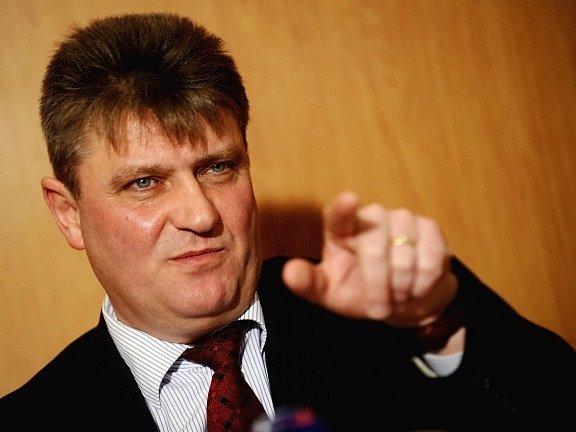 Prezident Českého tenisového svazu Ivo Kaderka.